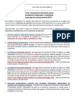 GGF 001 Guía Para Pago de Matrícula V03 Semestre 2019 2estudiante