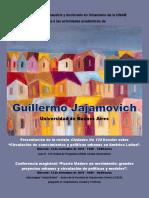 Guillermo Jajamovich en La UNAM