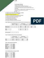 CASO 1 - Empresa Nufio SA - Desarrollo en Clase
