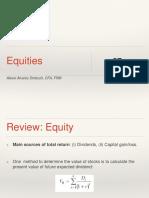 S7 - Equities