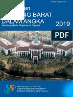 Kabupaten Bandung Barat Dalam Angka 2019