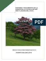 Informe Semestral No. 2_Flora