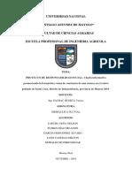Responsabilidad Social gestion de cuencas