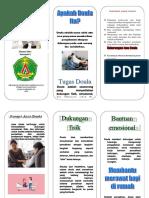 Leaflet Doula