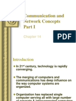 Communication and Network Concepts Part 1