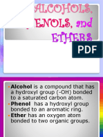 Alcohols Phenols and Ethers 1