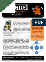 Exactech Newsletter MARCH 2019