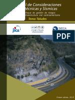 Manual de Consideraciones Geotecnicas