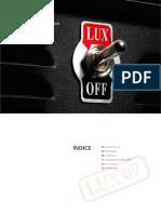 LUX2009 Dossier Presentacion