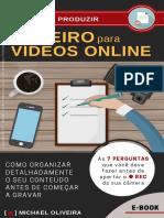 E Book Como Produzir Roteiro Para Videos Online