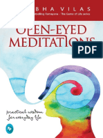 Open Eyed Meditations_ Practical Wisdom for Everyday Life