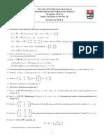 Algebra HJ10 2018A