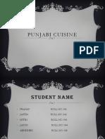 Punjabi Cuisine pdf Hotel Mgt.