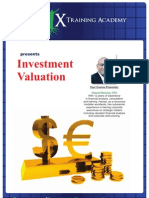Investment Valuation Brochure