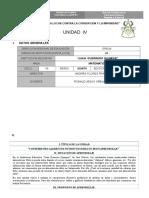 IV Unidad 5t0- 2019