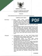 Kep.gub UMK Kab-Kota Jawa Timur