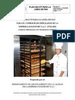 Plan_haccp Panadería Solexport
