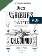 D'un coeur qui t'aime Gounod