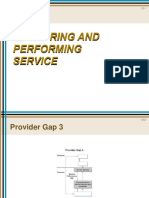 5. Delivering and Performing Services