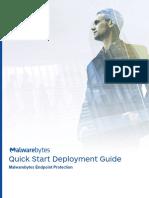 Malwarebytes EP Deployment Guide