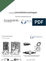 Elektroinstallationsanlagen PDF