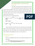 P8.1 Activated Sludge (Aerobik) Ada Contoh Soal for UTS
