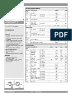 Semikron Datasheet Skm100gb12t4 22892020