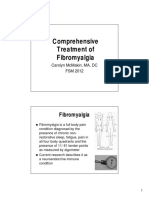 Comprehensive Treatment of Fibromyalgia
