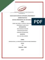 Actividad N° 09 - Informe de trabajo colaborativo