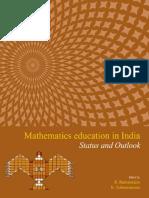 INP Book Mathematics Edu in India 2012 KS RR