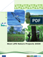 Best LIFE-Nature Projects 2009