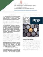 Ararat Luis, Aguilar David, Niño Diego. Procesos Fisico-quimicos en La Elaboracion de Licores (Whisky)
