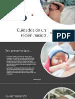 Cuidados de Un Recién Nacido_Isabel Rangel