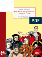 Gombrich, Ernst H. - Eine Kurze Weltgeschichte Fuer Junge Leser