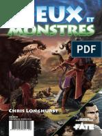 Fate  - Dieux Et Monstres