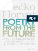 Poetry From the Future - Srecko Horvat