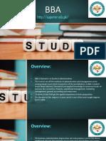 PDF Superior BBA