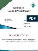 seminar on yoga.pptx