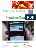 GIZComCashew Newsletter Edition 15 English