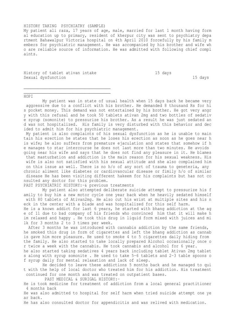 literature review on schizophrenia