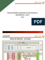 0-Presentación Almacén de Rptos y Materiales 2017