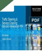 Traffic Steering PEM