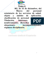 TEMAS DE TECNICO DEL SESPA
