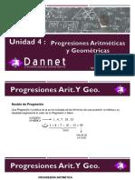 U4 - PROGRESIONES ARITMÉTICAS Y GEOMÉTRICAS.pdf