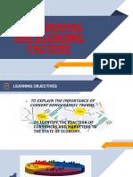 Demographic & Economic Factors