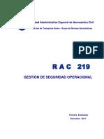 RAC 219 - Implementación Del Sistema SMS (1)