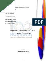 Carte Romania Centenar Final
