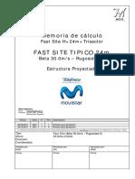 Fast Site Tipico 24m B30 R2 - MC Fast Site - Tr1 R1