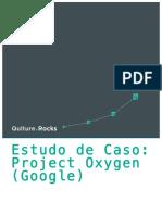 Qulture.rocks Projeto Oxigenio Google