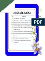 Buku Rekod Tugasan Ppm Prasekolah